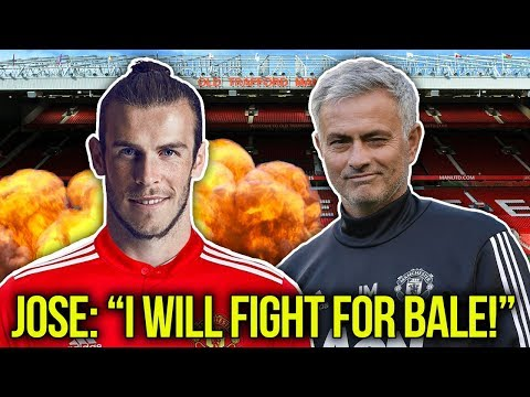 Have Manchester United Won The Race To Sign Gareth Bale?! | W&L