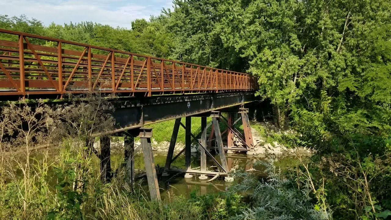 Destination Illinois: Kickapoo Rail Trail