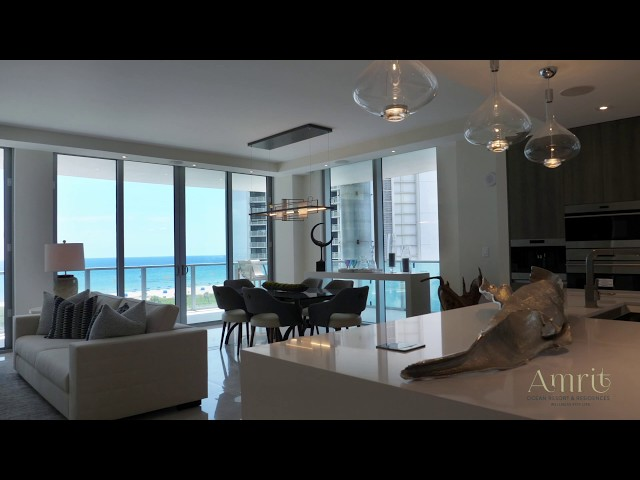 Experience Luxury Living at Amrit Ocean