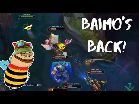 The Return of teh Baimo 2020 {Teemo vs Kled}