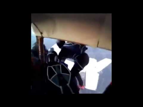 SKYDIVERS PLANE CRASH [2014] [HD+]