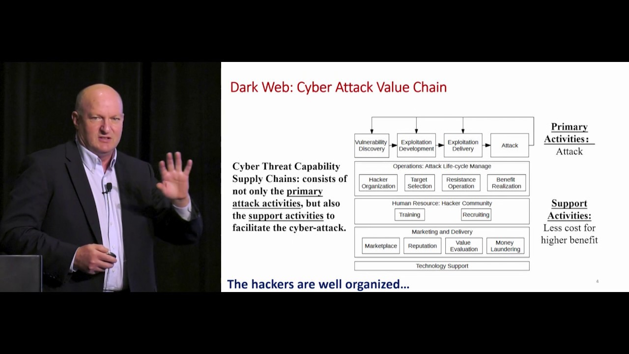 Case Study in Industrial/OT Cybersecurity - Michael Siegel of MIT - ARC  Industry Forum 2019 Orlando