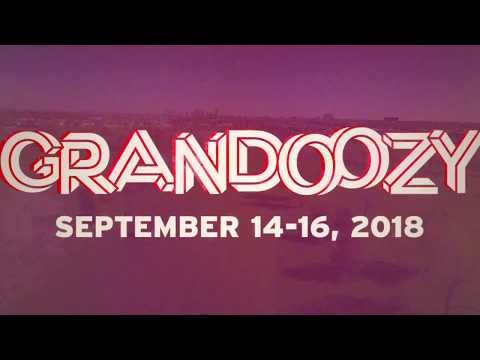 GRANDOOZY - Denver Music Festival, September 14-16, 2018