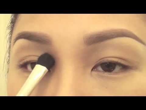 Eyebrow Make Up Tutorial Especially For Thinlight Brows