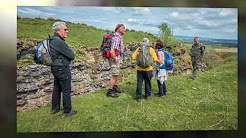 Cunninghame Ramblers, Barony Hill, Dailly, May 15th 2018