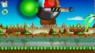 SONIC THE HEDGEHOG XL fan fun ソニックフラッシュアニメーション flash Animation