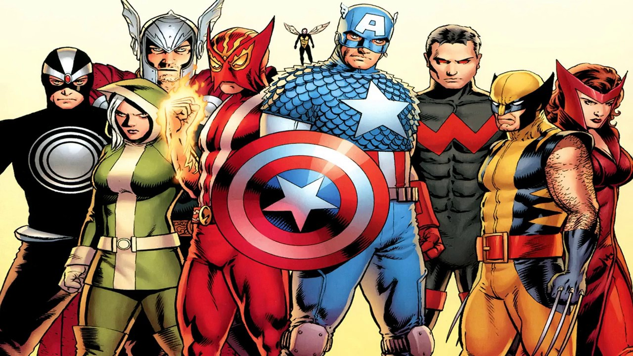 Image result for avengers apocalypse twins