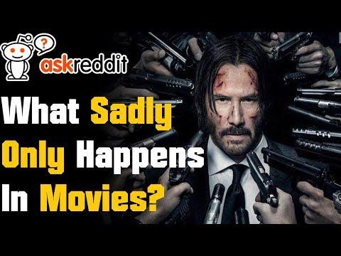What Sadly Only Happens In Movies? - R/AskReddit   Reddit Stories!