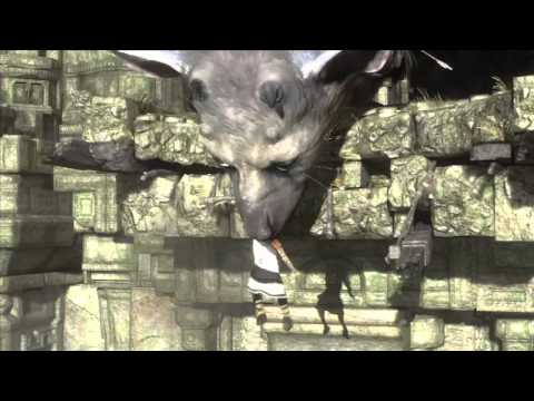 The Last Guardian   Official E3 Trailer HD