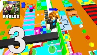 ROBLOX  - Shopping Mall Obby - Part 3 | Android Gameplay | Droidnation