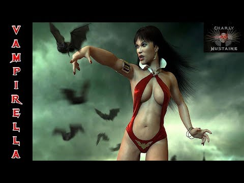 ¿Quien es VAMPIRELLA?  -Mini Documental-