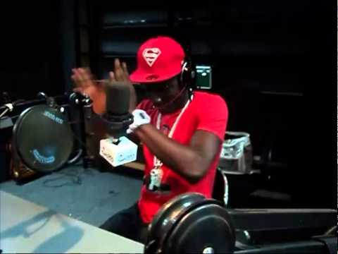 Terry G's Interview at FM Station.....(Video)