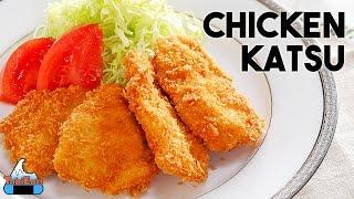 Easy Chicken Katsu