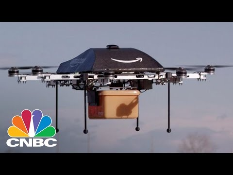 Amazon Tests First Drone Delivery Service 'Prime Air' | CNBC