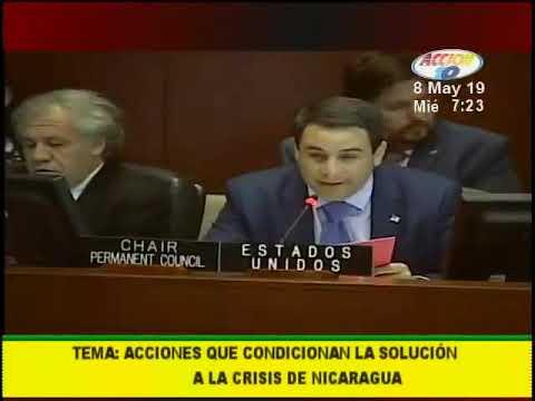 Las acciones que condicionan la solución a la crisis de Nicaragua