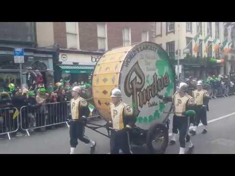 St Patrick's Day parade 2018, Dublin