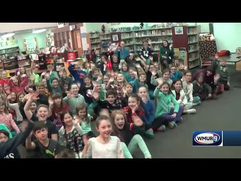 School visit: Stratham Memorial School