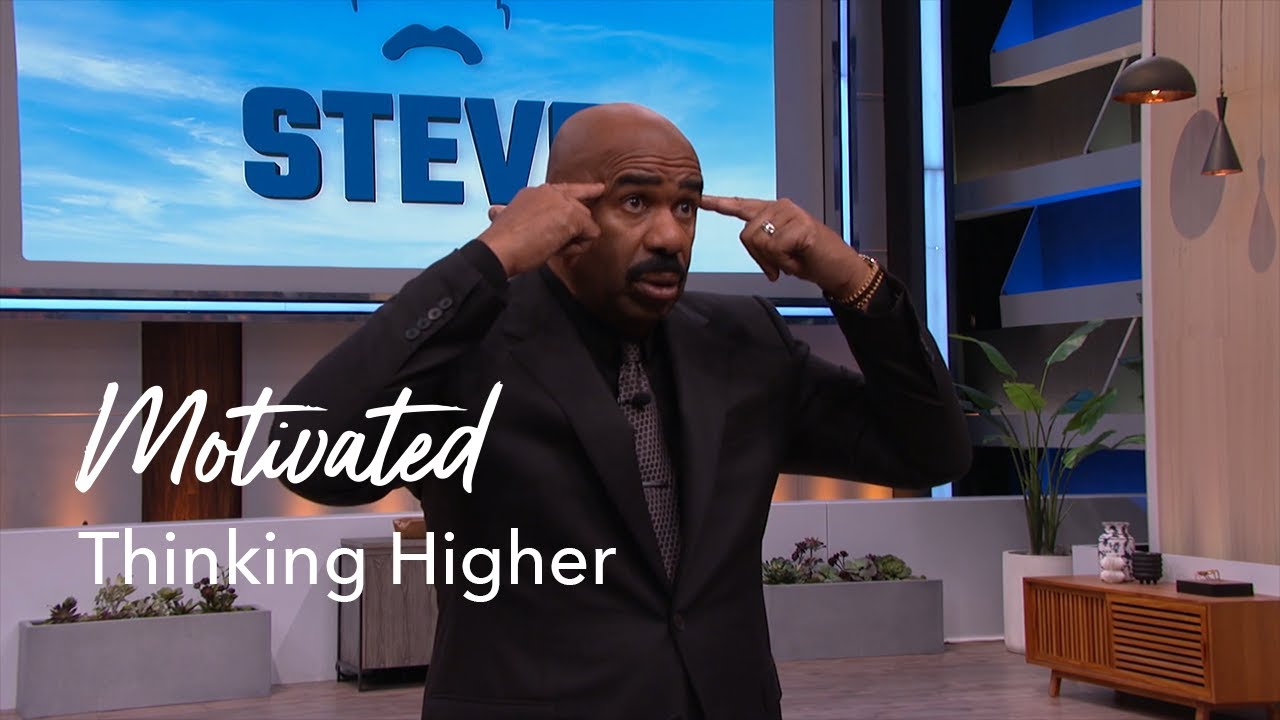 Thinking Higher | Motivated