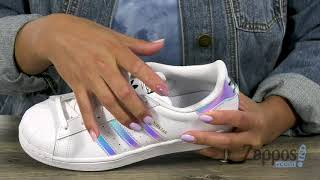 adidas Originals Kids Superstar Metallic J (Big Kid) SKU: 9065608
