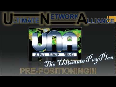 Ultimate Network Alliance (UNA) Global - PRE-POSITIONING!!! Launch Date: Nov 12