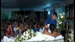 Funeral Jithu Jose Ellungall, Uzhavoor