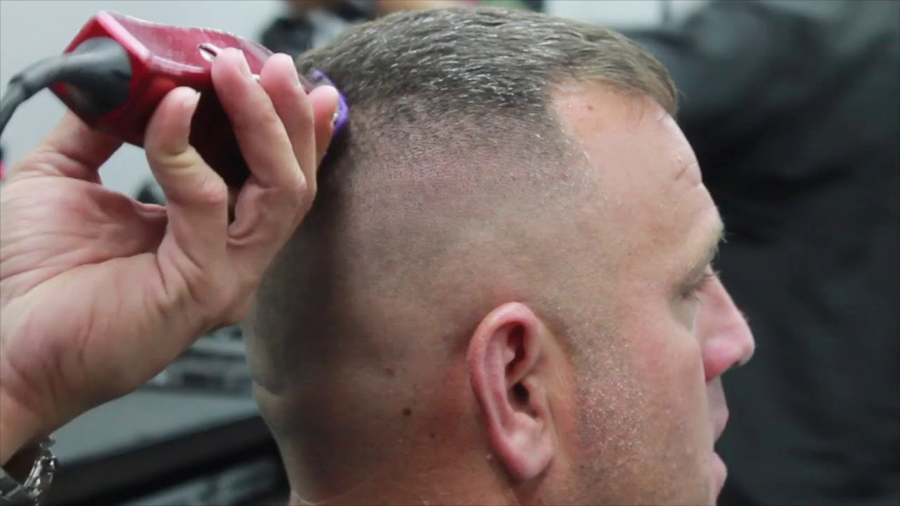 High And Tight Skin Fade Youtube