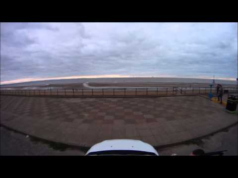 Time lapse at Burbo Bank