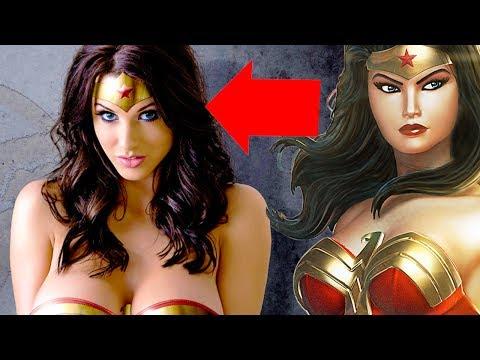 Las 7 Versiones Más LOCAS De la Mujer Maravilla Que No Podrás Creer
