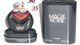видео Lancome Magie Noire Eau De Toilette