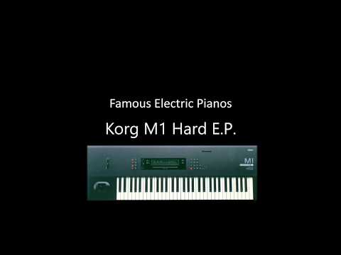 Famous Electric Pianos