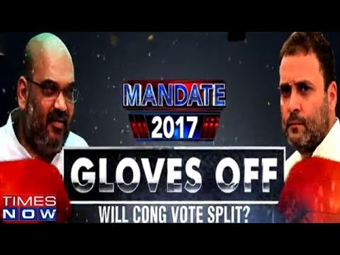 Gujarat Assembly Elections 2017 | Gloves Off - Will Congress Vote Split?