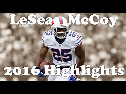 "LeSean McCoy Highlights 2016-17 || ""Shady"" 