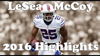 LeSean McCoy Highlights 2016-17 ||