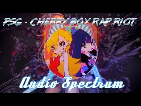 Audio Spectrum - Cherry Boy Rap Riot