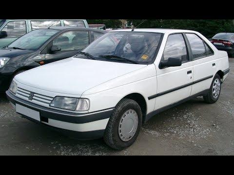 Пежо 405 Обзор. Тест драйв. Осмотр Peugeot 405 1.9D.