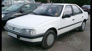 пежо 405 Обзор. Тест драйв. Осмотр Peugeot 405 1.9D