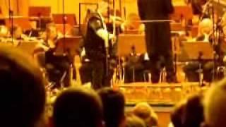 Nigel Kennedy & Royal Phil Orchestra London on Enescu Festival