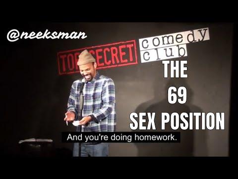 Comedian Tells Dirty Joke About 69 Position