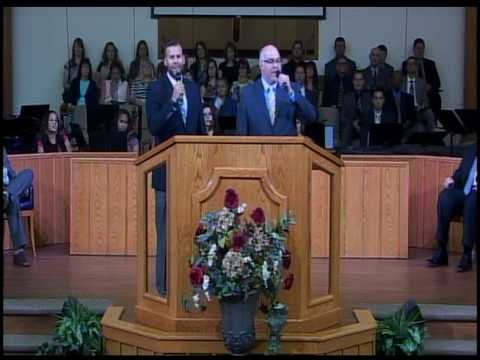He's Already In Your Tomorrow - Pastor Howell and Brad Dalton
