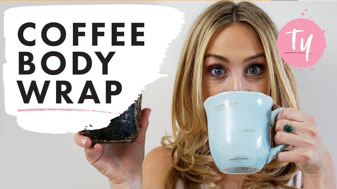 I tried a coffee body wrap treat yourself with skyler youtube i tried a coffee body wrap treat yourself with skyler solutioingenieria Images