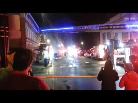 Arlington wa. Fire