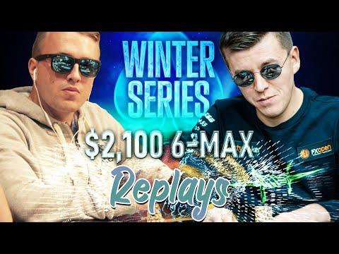 WINTER SERIES #45 NL_Profit   €urop€an   ImDaNuts Poker Replays 2019
