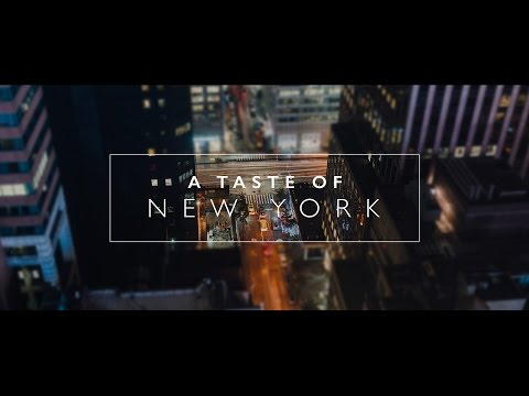 A Taste of New York