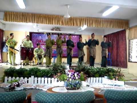 Kumpulan Nasyid Al Imtiaz SMKBBB  ( Kalamullah dan Israk Miraj )