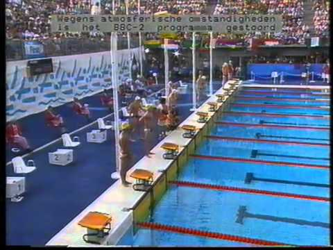 1992 Barcelona Olympics - Mens 200m Breastroke