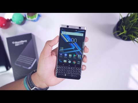 Blackberry KEYOne Unboxing & First Impressions!
