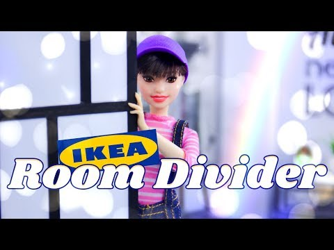 DIY - How to Make: Easy IKEA Room Divider PLUS Fashion Pack Haul