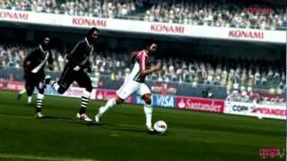 Pro Evolution Soccer 2013 - Official Game Trailer 1080p [HD]