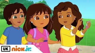 Dora and Friends | Kite Day | Nick Jr. UK