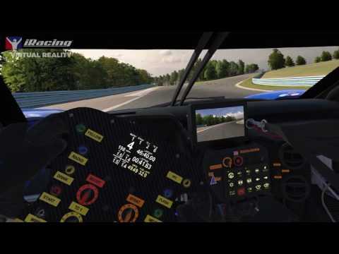 IMSA WeatherTech SportsCar Championship: Ford GT Virtual Reality Hotlap at Watkins Glen
